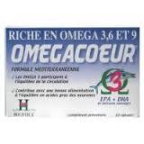 Holistica Omegacoeur 60 Caps