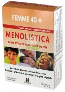 Holistica Menolistica 60 Caps