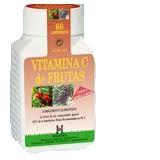 Holistica Vitamina C Frutas 60 Comp