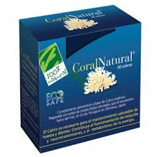 100%natura 100 Natura 100 Natura 100 Natura Coralnatural 30 Sobres