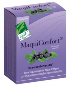 100%natura 100 Natura 100 Natura 100 Natura Maquiconfort 30 Vcaps