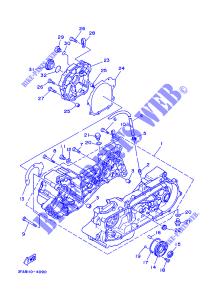 Guarnizione Carter Yamaha ATV Breeze/Grizzly