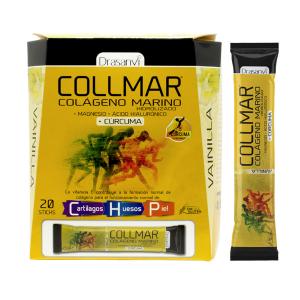 Drasanvi Stick Collmar Magnesio Curcuma Vainilla 20x 11g