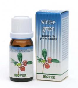 Biover Esencia Wintergreen 10ml