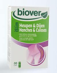 Biover Islim Vientre Plano Digestion 30 Tabletas