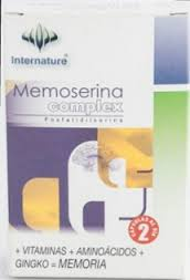 Internatur Memoserina Complex 30 Caps