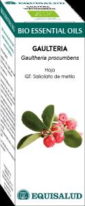 Equisalud Bio Essential Oil Gaulteria - Qt:salicilato De Met