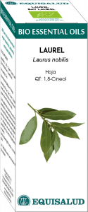 Equisalud Bio Essential Oil Laurel - Qt:1,8-Cineol
