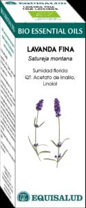 Equisalud Bio Essential Oil Lavanda Fina - Qt: Acetato De Li