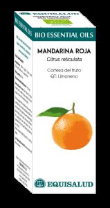 Equisalud Bio Essential Oil Mandarina Roja - Qt:limoneno