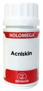 Equisalud Holomega Acniskin 50 Cap