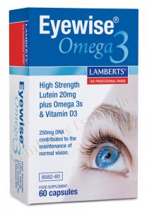Lamberts Eyewise Omega 3 60 Cap
