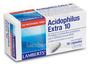 Lamberts Acidophilus Extra 10 30 Caps