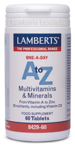 Lamberts A Z Multi 60 Tabs