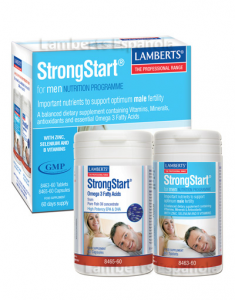 Lamberts Pack Strongstart Para Hombres 60-60