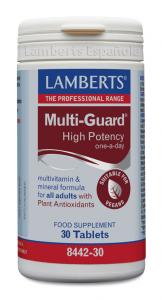 Lamberts Multi-Guard 30 Tabs