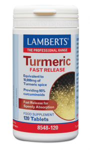 Lamberts Curcuma De Liberacion Rapida 120
