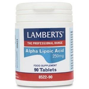 Lamberts Nac 600mg 60 Cap