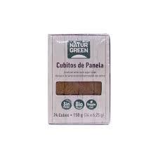 Naturgreen Cubitos De Panela Bio 150g