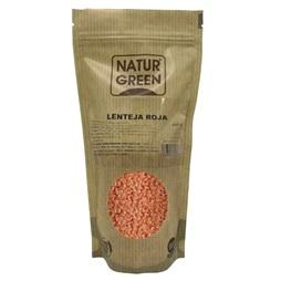 Naturgreen Lenteja Roja Bio 500g