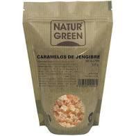 Naturgreen Caramelos De Jengibre 125 Grs Blandos
