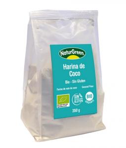 Naturgreen Harina Coco Bio 350g