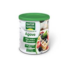Naturgreen Sirope Cristalizado De Agave Bio 500g