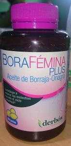 Dherbos Borafemina Plus 200 Perlas