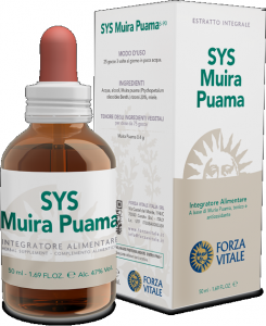 Forza Vita Sys Muira Puama 50ml