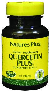 Natures Pl Quercetin Plus 60 Comp
