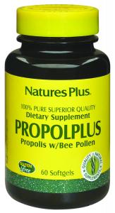 Natures Pl Propolplus 60 Perlas