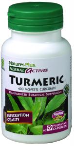 Natures Pl Turmeric Curcuma 60 Caps
