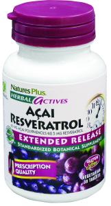 Natures Pl Acai Resveratrol 30 Comp