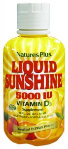 Natures Pl Vitamina D3 Liquid Sunshine 473,18ml