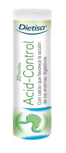 Dietisa Acid Control Gastric 20 Pastillas