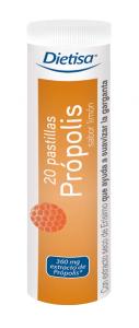 Dietisa Pastillas Propolis 20 Pastillas