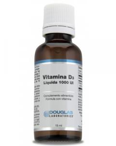 Douglas Vitamina D3 1000 Ui Liquida 15ml