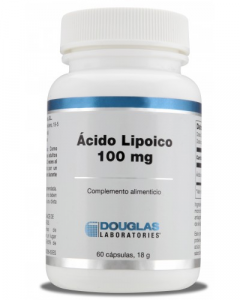 Douglas Acido Lipoico 100 Mg 60 Caps