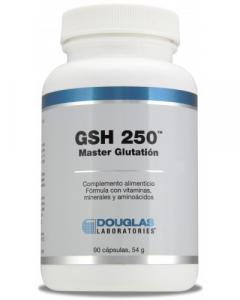 Douglas Gsh 250 Master Glutation 90 Caps