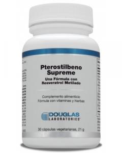 Douglas Pterostilbeno Supreme 30 Vcaps