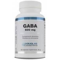 Douglas Gaba 500 Mg 60 Vcaps