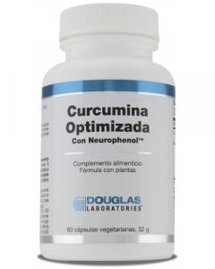 Douglas Curcuma Optimizada Con Neurofenol 60 Vcaps