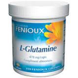 Fenioux L-Glutamina 120 Caps