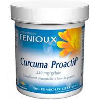 Fenioux Curcuma Proactif 230 Mg 90 Caps