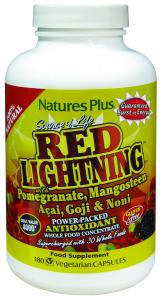 Natures Pl Red Lightning 180 Comp