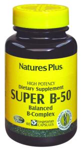 Natures Pl Super B 50 Complex 60 Comp