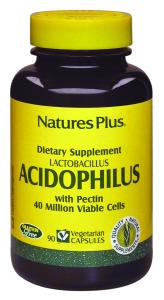 Natures Pl Acidophilus 90 Caps