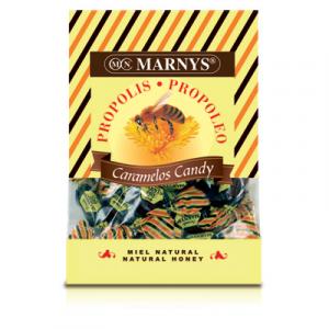 Marnys Caramelo Propoleo Miel 60g