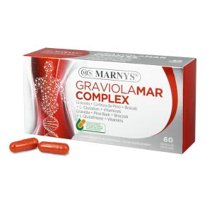 Marnys Graviolamar Complex 60 Cap Vegetales