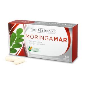 Marnys Moringamar Moringa Cromo -60 Cap